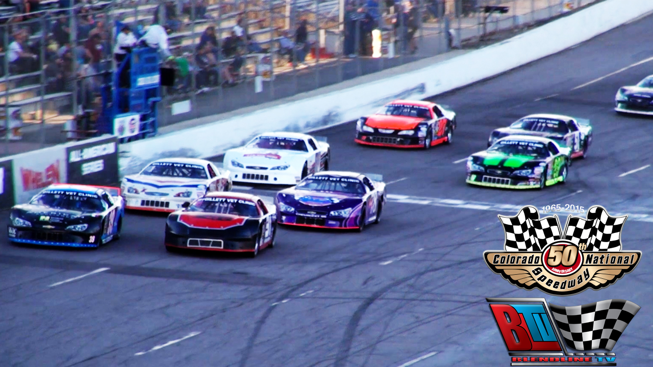 COLORADO NATIONAL SPEEDWAY VIDEOS | Blend Line TV