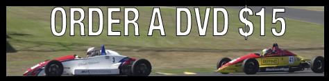 Donington Park 13th May 1933. Austin 7 driven by B. Sparrow loses control.